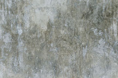 Oude concrete muurachtergrond en textuur Royalty-vrije Stock Afbeelding