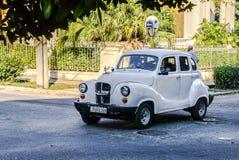 Oude Cubaanse auto Royalty-vrije Stock Fotografie