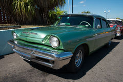 Oude Cubaanse auto Stock Fotografie