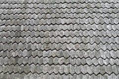 Oude dak houten textuur voor achtergrond Royalty-vrije Stock Afbeelding