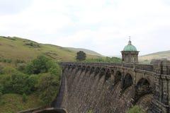 Oude dam Stock Afbeeldingen