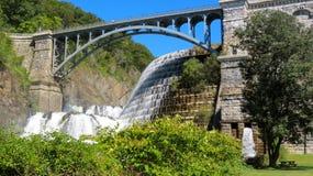 Oude Dam Croton Stock Foto's