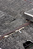 Oude de bouwachtergrond Stock Afbeeldingen