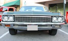 De oude Auto van de Gril van Chevrolet Royalty-vrije Stock Afbeelding