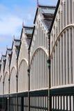 Oude de Marktzaal van Stockport Royalty-vrije Stock Foto's