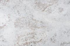 Oude de textuurachtergrond van de barst grunge witte concrete vloer, weer royalty-vrije stock fotografie