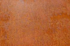 Oude de textuurachtergrond van de metaalroest Stock Afbeeldingen