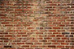 Oude de textuurachtergrond van het bakstenen muurpatroon Stock Foto's