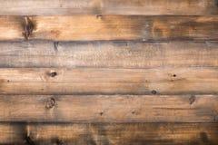 Oude de textuurachtergrond van het pijnboom eiken hout Stock Foto's