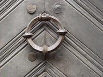 Oude deur Royalty-vrije Stock Fotografie