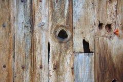 Oude deurachtergrond Stock Afbeeldingen