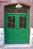 Oude deuren Stock Afbeelding