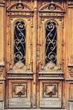 Oude deuren Royalty-vrije Stock Foto
