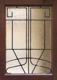 Oude deuren, handvatten, sloten, roosters en vensters Stock Afbeeldingen