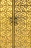 Oude deuren, Marokko Stock Afbeeldingen