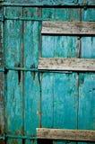 Oude deurtextuur Royalty-vrije Stock Foto's