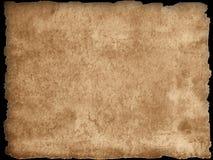 Oude document achtergrond Royalty-vrije Stock Afbeeldingen