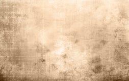 Oude document texturen Stock Afbeeldingen