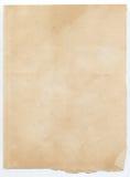 Oude Document textuur Royalty-vrije Stock Fotografie