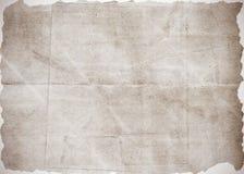Oude document textuur als achtergrond Royalty-vrije Stock Foto's