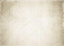 Oude document textuur als achtergrond Royalty-vrije Stock Afbeelding