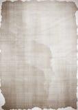 Oude document textuur als achtergrond Stock Afbeelding