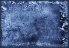Oude donkerblauwe textuur voor uw ontwerp Royalty-vrije Stock Afbeelding