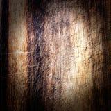 Oude donkere houten textuur, uitstekende natuurlijke eiken achtergrond met wood Stock Foto