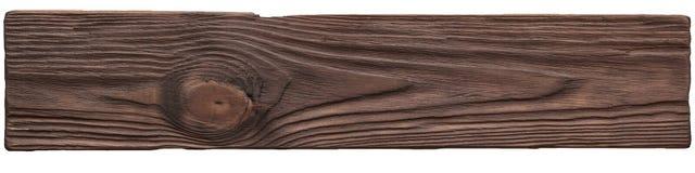 Oude donkere houten van de plankentextuur plaat als achtergrond Stock Afbeelding