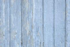 Oude doorstane geschilderde houten raadstextuur Royalty-vrije Stock Afbeelding