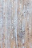 Oude Doorstane Houten Achtergrond Stock Foto's