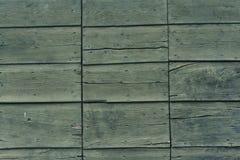 Oude doorstane houten textuur als achtergrond Royalty-vrije Stock Foto