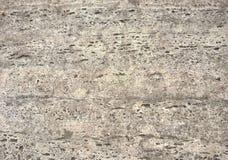 Oude doorstane marmeren plaque Royalty-vrije Stock Afbeelding