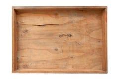 Oude doos royalty-vrije stock afbeelding
