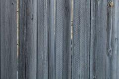 Oude droge houten omheining Royalty-vrije Stock Foto
