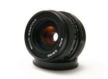 Oude Duitse brede lens Stock Afbeelding