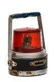 Oude elektrische lantaarn Royalty-vrije Stock Foto