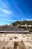 Oude Eleusis Stock Foto's