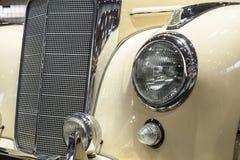 Oude en klassieke Duitse auto Stock Fotografie