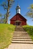 Oude en mooie kerk Royalty-vrije Stock Afbeelding