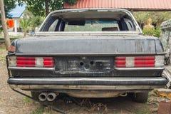 Oude en uitstekende auto Royalty-vrije Stock Afbeelding