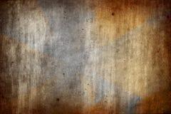 Oude en versleten document textuur Stock Foto's