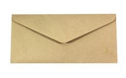 Oude envelop Stock Foto's