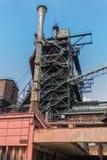 Oude fabriek vandaag Royalty-vrije Stock Fotografie