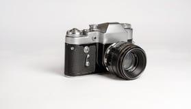 Oude film fotoaparat Stock Foto