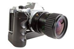 Oude filmcamera Stock Foto