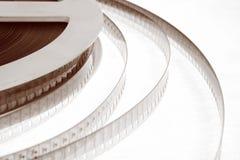 Oude filmfilm Stock Afbeelding