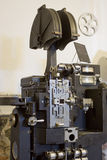 Oude filmprojector Royalty-vrije Stock Afbeelding