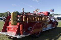 Oude Firetruck Royalty-vrije Stock Afbeelding