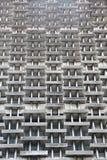 Oude flats in Bangkok Stock Afbeeldingen